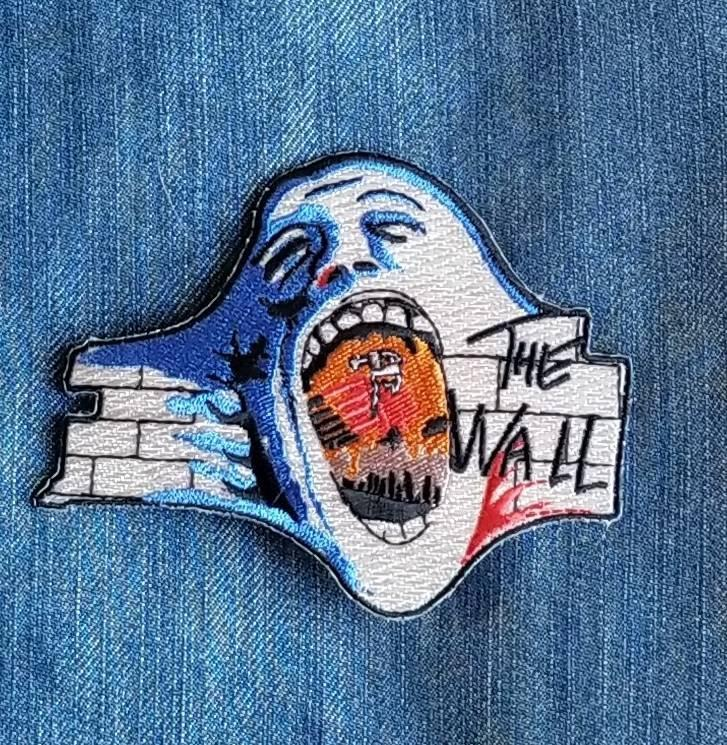 Pink Floyd The Wall Embroidered Iron On Patch 3 Quot 215 4
