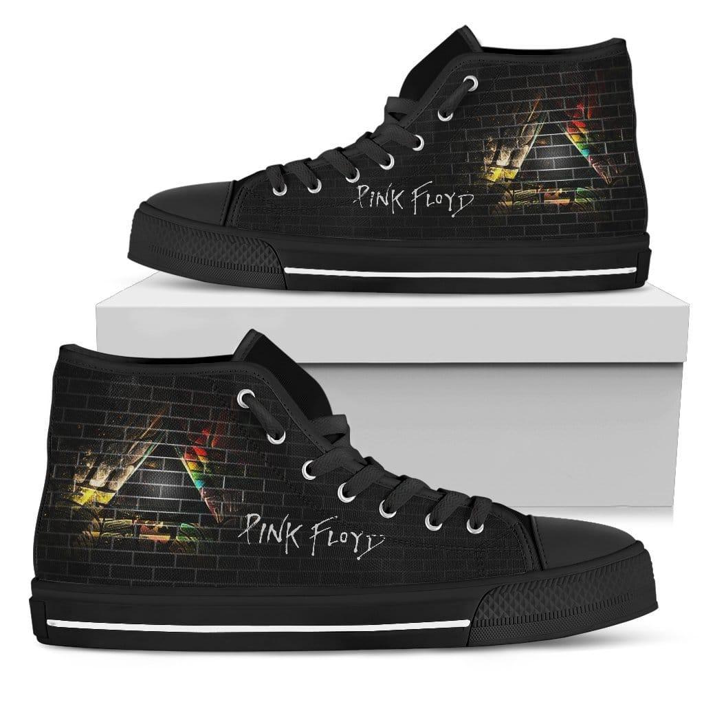 Moon Album Art Rainbow Shoes